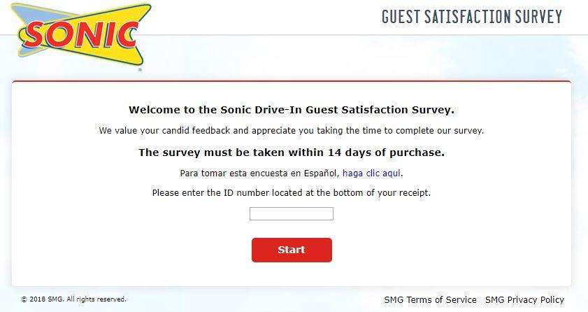 Sonic Survey - TalktoSonic