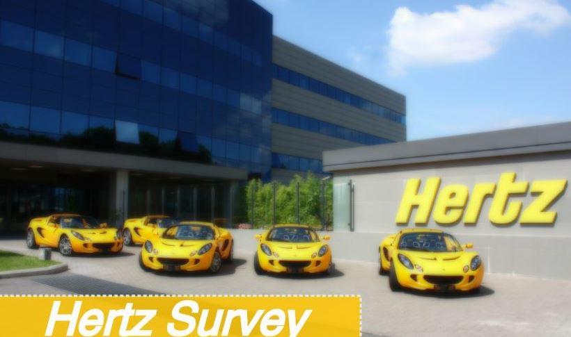 Hertz Feedback Survey