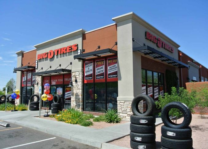 Big O Tires Guest Survey