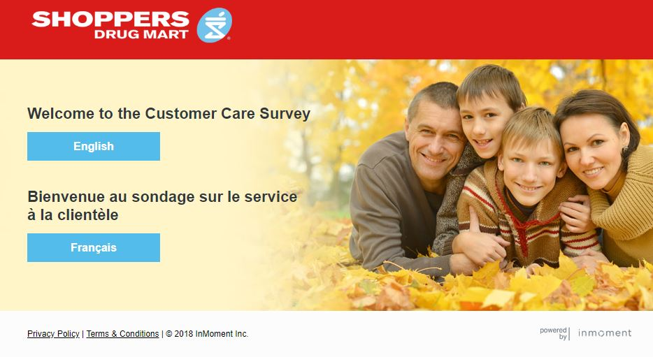 The Shoppers Drug Mart Survey - SurveySDM